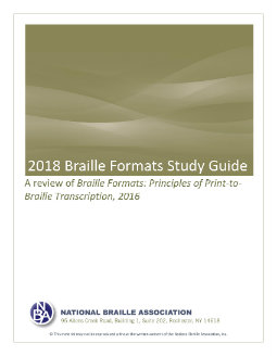 2018-Braille-Formats-Study-Guide-Cover-Image