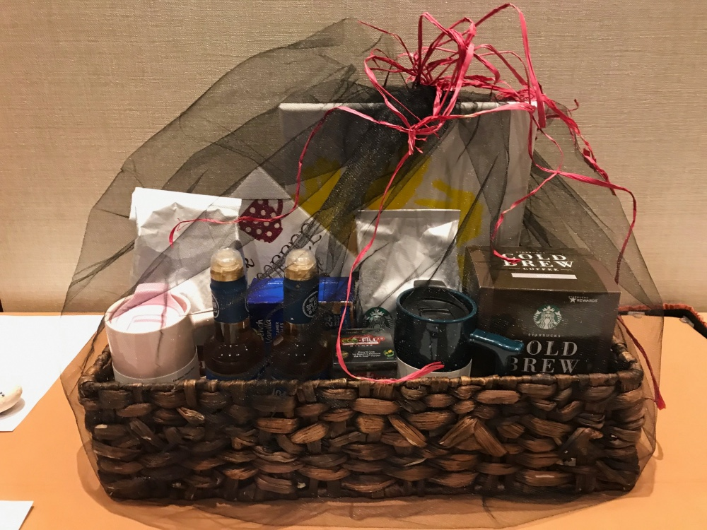 Coffee-Themed-Gift-Basket