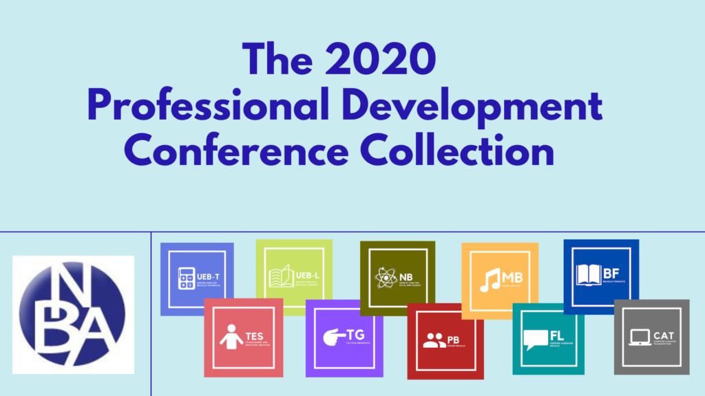 The 2020 Professional Development Conference Collection