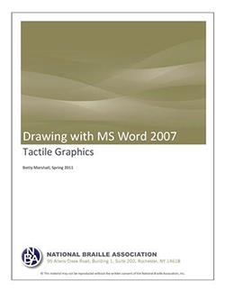Cover Photo of Drawing With MS Word 2007