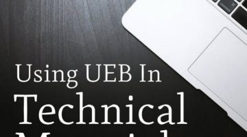 Using UEB in Technical Materials - Woo